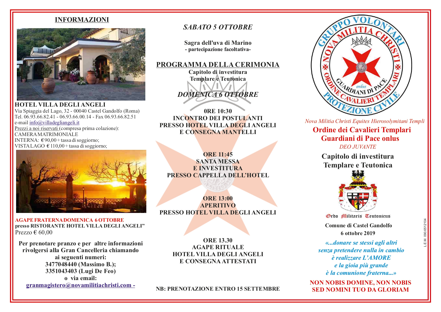 Agape CASTELGANDOLFO 06 OTT 2019_page-0001