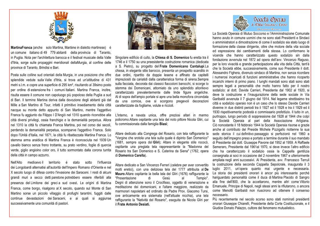 Programma di investitura 2013_2